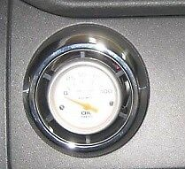 2005-2008 Ford Mustang Vent Gauge Pod - fits Roush, Saleen, Shelby