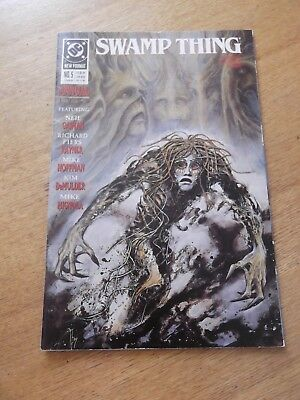 Swamp Thing Annual No 5