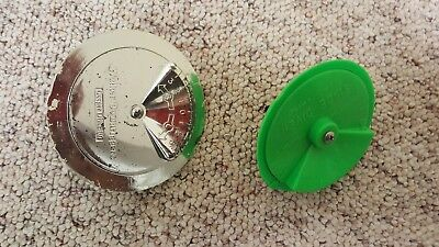 walker deeper diver, slide diver, dipsey diver lot of 2. trolling