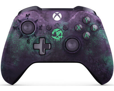 MICROSOFT Xbox One Wireless Controller – Sea of Thieves Limited Edition