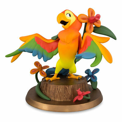 Disney Parks Enchanted Tiki Room Tiki Bird Friend Medium Figure New in Box