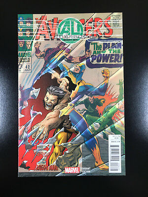 Age of Ultron Book Six 6 Marvel 06/13 Pacheco Avengers 42 Wolverine Variant A7