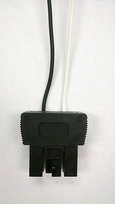 Power Wheels Male 12v Battery Connector - Vehicle & Charger Side