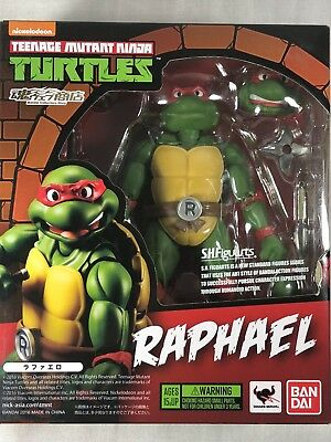 SH Figuarts Raphael Teenage Mutant Ninja Turtles Bandai
