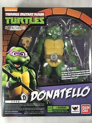 SH Figuarts Donatello Teenage Mutant Ninja Turtles Bandai