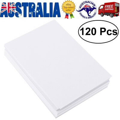 120 Sheets A5 Art/Artist Sketchbook/Sketch Pad Watercolour Paper For Drawing AU