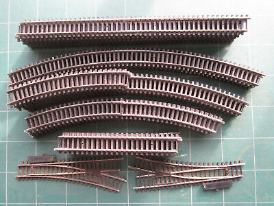 VINTAGE Tri-ang/Hornby System 6 Track Lot2