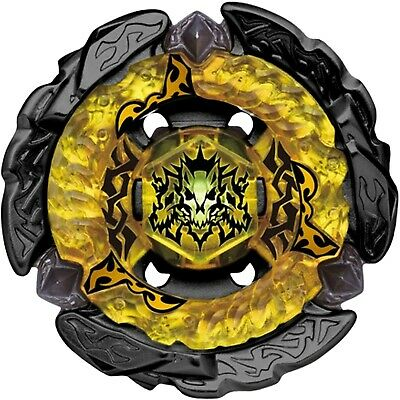 Special Edition BLACK Hades / Hell Kerbecs Metal Masters Beyblade - USA SELLER!