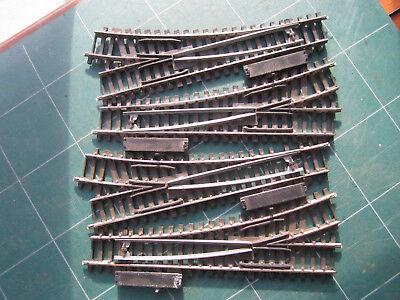 Tri-ang/Hornby System 6 Points x4 Lot3
