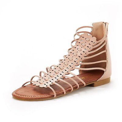 07fe8cb4f751 Image result for DREAM PAIRS Women s Roman Fashion Gladiator Design Ankle  Strap Flat Sandals ...