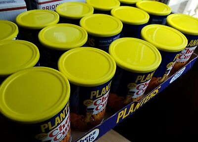 12 Cans Planters Cheez Curls Cheese Snack New 2018 Limited Edition - Not Balls