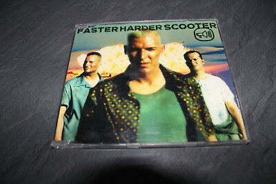 "Maxi - Cd - ""scooter"" - Faster Harder Scooter-"