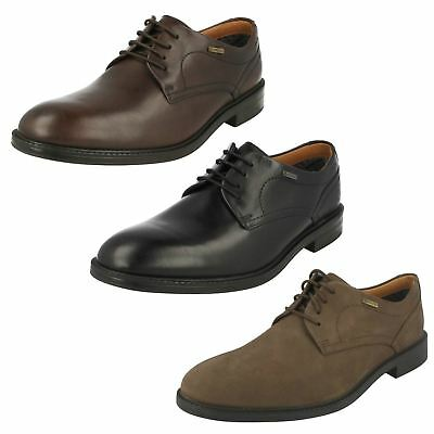 Shoes 'chilver Clarks Gor Lace Mens Tex Leather Fastening Smart Up OxqwU7P1