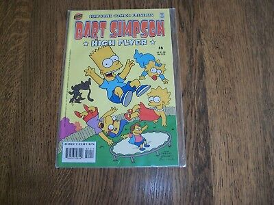 BART SIMPSON #6  The Simpsons Bongo Comics USA EDITION