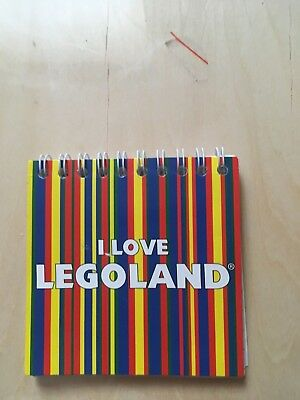 Lego land note book