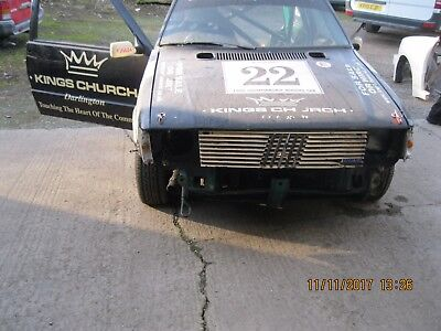 Fiat Uno Mk1 Track Car/race Car ,massive Spares Package