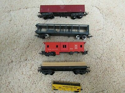 Ho Gauge Mixed Freight Carriages
