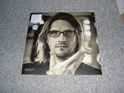 Steven Wilson - Transience (2 LP, 1st Pressing of just 2000 Copies Worldwide)
