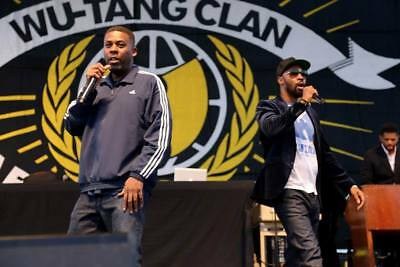 """MX02883 The Wu-Tang Clan - RZA Hip Hop Group Music 21""""x14"""" Poster"""