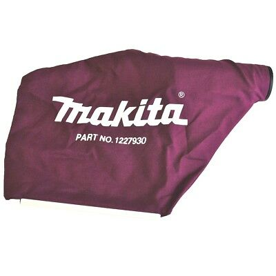 NEW MAKITA PLANER DUST BAG KP0800K KP0810 KP0810C & 18v LXT Cordless DKP180 S40L