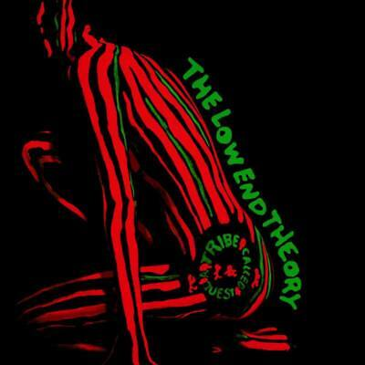 "MX03562 A Tribe Called Quest - American Hip Hop Q Tip MC Music 14""x14"" Poster"