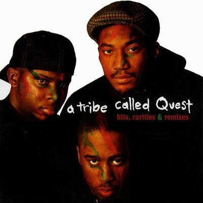 "MX03499 A Tribe Called Quest - American Hip Hop Q Tip MC Music 14""x14"" Poster"