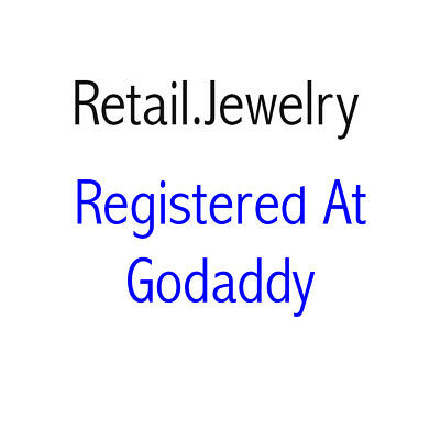 www.Retail.Jewelry Premium Domain Name For Sale