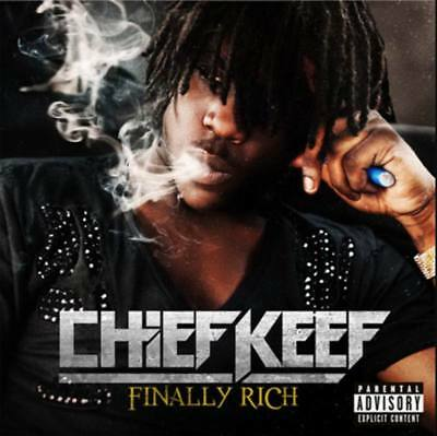 """MX05282 Chief Keef - American Hip Hop Rapper Music 14""""x14"""" Poster"""