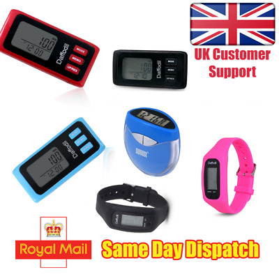 Pedometers - Selection of Daffodil Pedometers