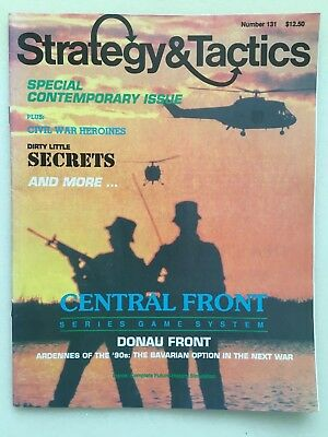 Strategy and Tactics Magazine 131