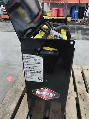 Forklift Battery 12-85-07