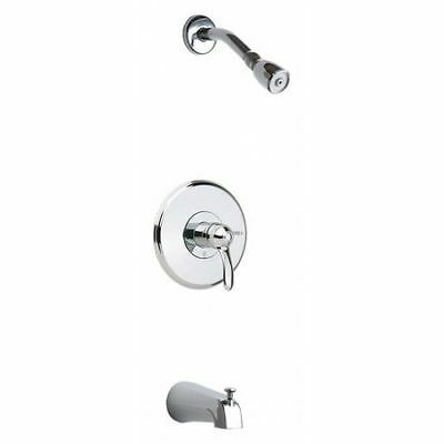 CHICAGO FAUCETS 1905-TKCP Tub And Shower Trim Kit