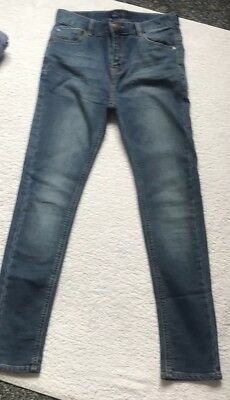 Boys Next Skinny Jeans Age 12years New Without Tags