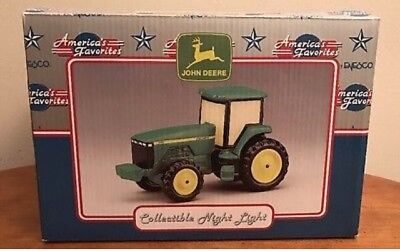 John Deere Enesco Collectible Night Light