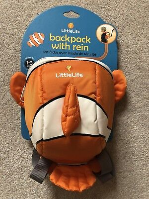 Brand New Toddler Backpack With Reins