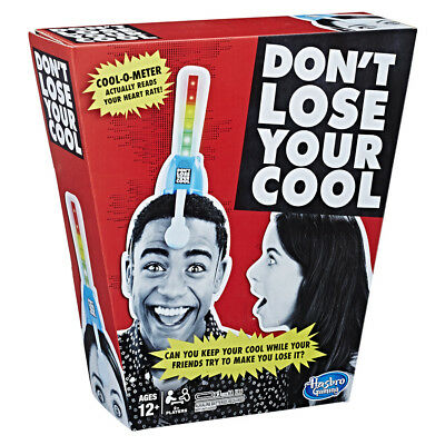 Hasbro Don't Lose Your Cool Family Adult Party Game