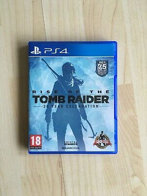 Rise of the Tomb Raider PS4 PlayStation 4 *** wie NEU ***
