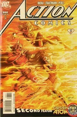 Action Comics (Vol 1) # 888 Near Mint (NM) DC Comics MODERN AGE
