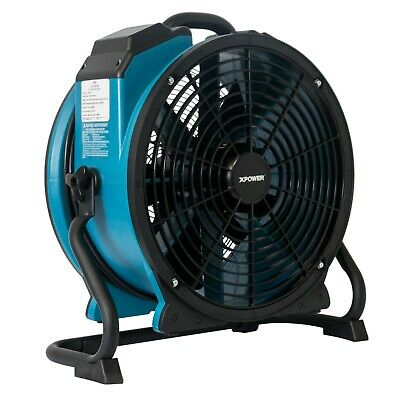 "XPOWER FC-420 Multipurpose 18"" Diameter Pro Air Circulator, Dryer, Fan, Blower"