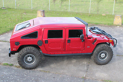 2006 Hummer H1  HUMMER H1 Alpha 2nd wave HMSB Slant Back conversion Only one for sale like this!