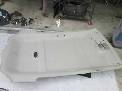 1502859 Ford C Max 1600 Dtci 66Kw 5M (2003/2007) Ricambio Cielo Rivestimento Int