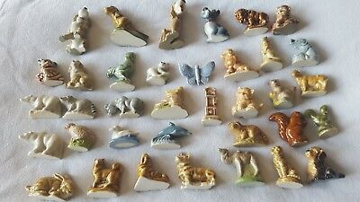 Wade Whimsies Mixed Lot 36 Animals & Disney A/f