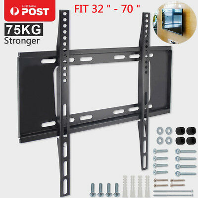 Plasma Lcd Led Tv Wall Mount Bracket 32 70 Inch Panasonic Hisense