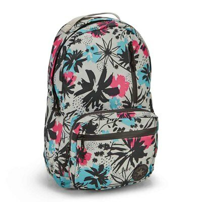e16631cb0029 Women s Converse Go Backpack Chuck Taylor All Star Painted Floral Poly NWT