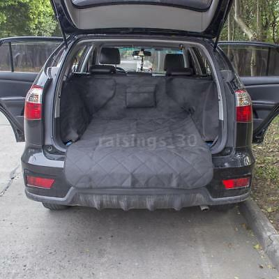 Anself antidérapant Waterproof Dog Cargo Liner Sécurité Hamac Pet Car Back C5E8