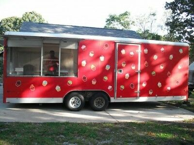 concession trailer food truck