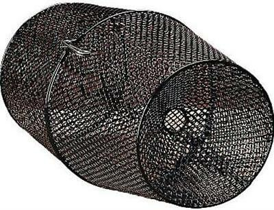 "Frabill 1272 Black Crawfish Trap 16-1/2"" x 9"" 20287"