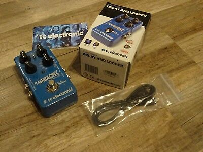 TC Electronic Flashback Delay & Looper - Top Zustand m. OVP/Kabel