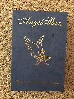 Angel Star Ornament - Limited edition. New in Box.