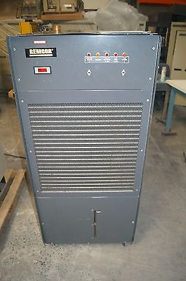 Remcor Ch3002-A 1342 Air Cooled Water Chiller, 230V 15A 3Ph R22